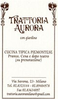 Trattoria Aurora